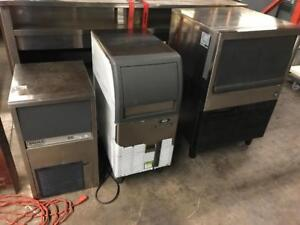 5 Commercial ice machines ( 60 lb - 500lb  )