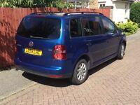 2009 (59) Volkswagen Touran 1.9 TDI SE 5 Dr (7 seats)