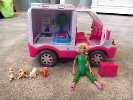 Children's Pet Rescue Toy