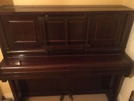 Upright Piano, T. G. Payne - Collection from Harrow