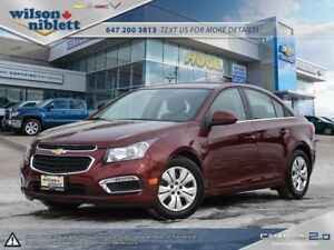 2016 Chevrolet Cruze Limited 1LT 1 OWNER, ACCIDENT FREE