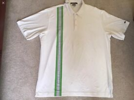 TIGER WOODS GOLF POLO