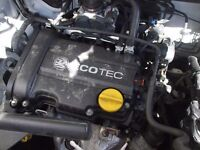 VAUXHALL CORSA D ENGINE A10XEP WITH 19K 2011 2012 2013 USED 6 MONTHS WARRANTY