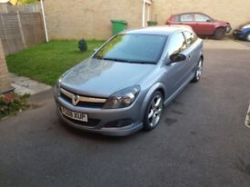 Vauxhall Astra 1.9 CDTi 16v SRi Sport Hatch 3dr, 1 year MOT, major works completed