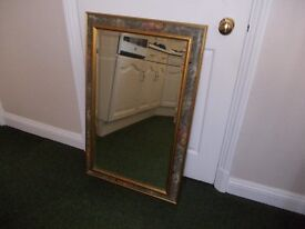 Lovely heavy mirror very good condition