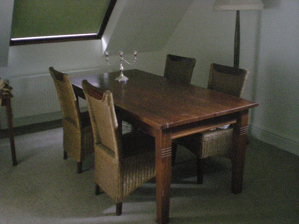 Dining Table Matching Chairs 4 Off Dresser Coffee