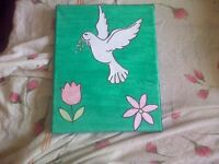 Home Made Canvases