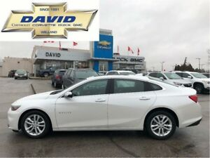 2017 Chevrolet Malibu 1LT/ SUNROOF/ REAR CAM/ REMOTE START/ XM!