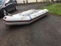 Dingy Wetline 260 eco inflatable