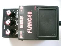 EMA EP-22 Flanger stompbox/pedal/effects unit for electric guitar/instrument. New old stock