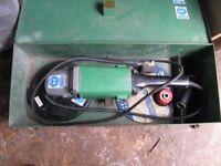 hitachi angle grinder/disc cutter