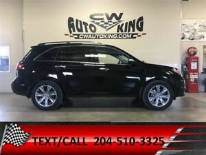 2010 Acura MDX Elite Package / Low Kms/All Available Options
