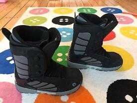 Nitro Defiant Snowboard Boots