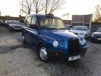 2007 London Taxis International TX4 2.5 TD Bronze 4dr READY FOR PLATE