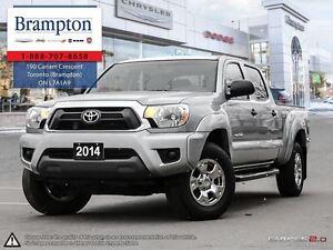 2014 Toyota Tacoma V6|4X4|Bluetooth|Tonneau Cover