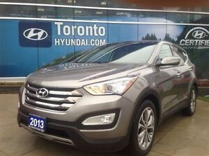 2013 Hyundai Santa Fe Sport 2.0T SE LEATHER! ROOF! AWD!