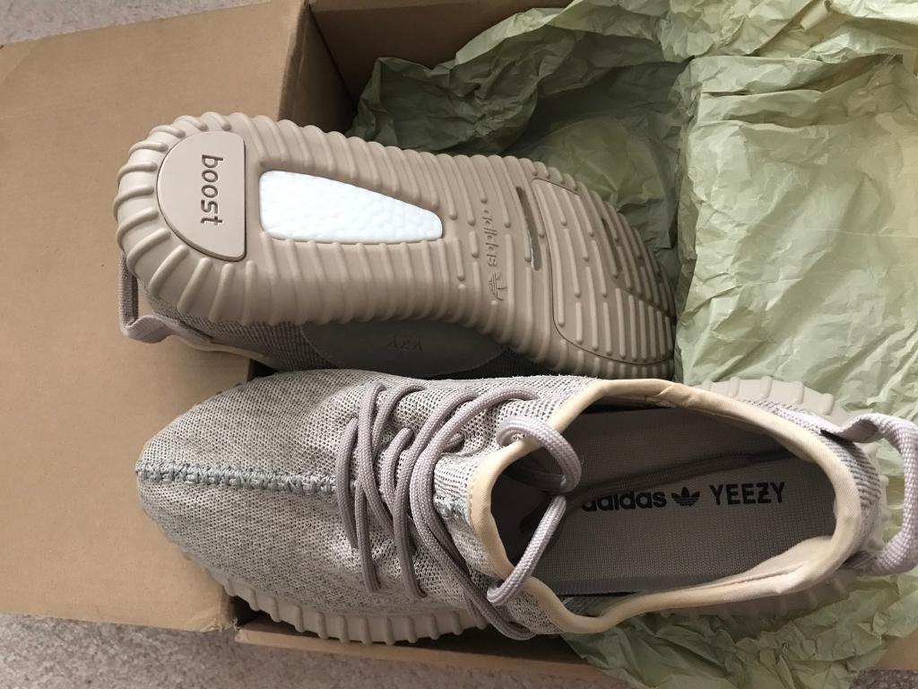 Yeezy Oxford Tan Brand New in Box