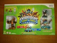 Nintendo Wii Skylanders Swap Force Starter Set 100% Complete With Original Box As New Condition