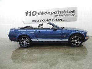 2008 Ford Mustang PONEY PACKAGE 4 PNEUS NEUFS - MAGS - CUIR - SI