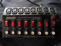 SOUNDLAB CP 805 8 CHANNEL CONTROLLER 2500
