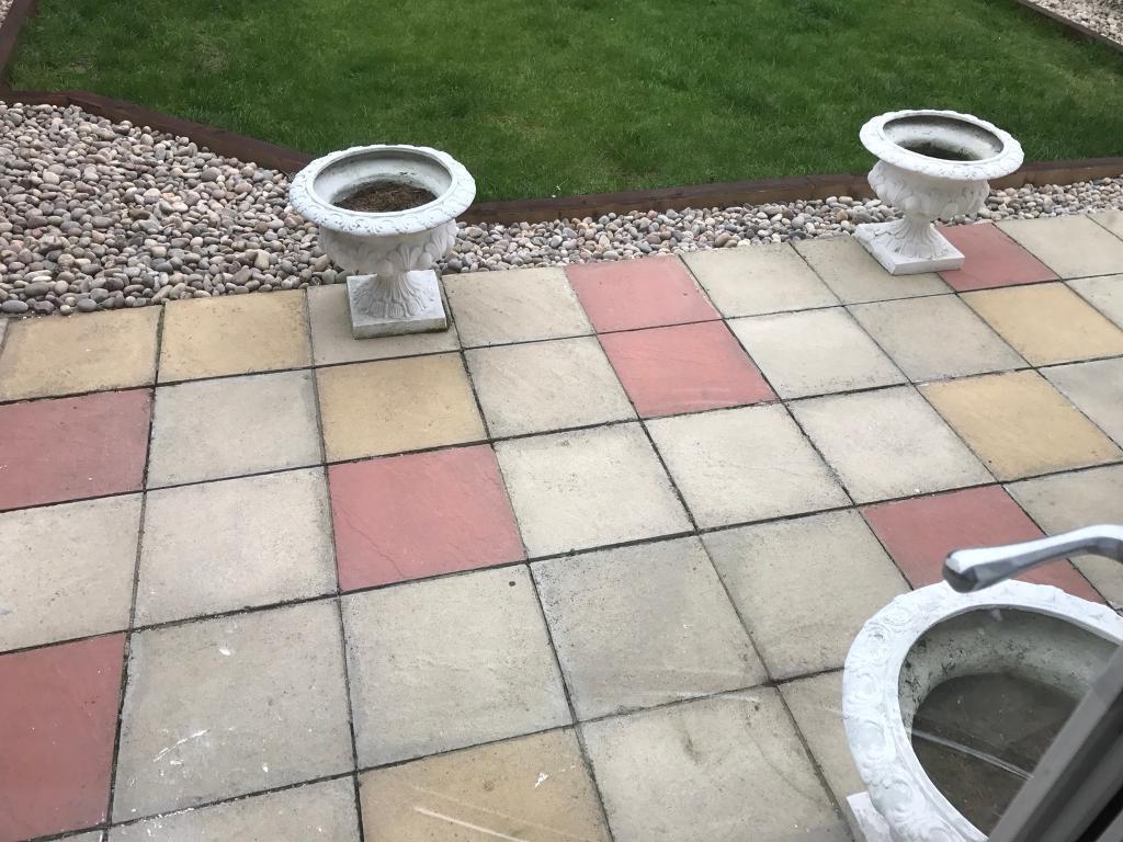 Garden patio pots