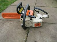 Stihl 009 Electronic quickstop chain saw