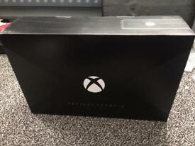 Xbox One X Project Scorpio Edition New Sealed