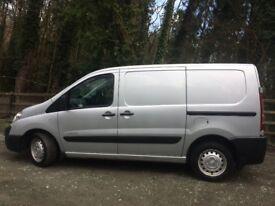 Citroen Dispatch 2.0 HDI camper/day van, low mileage