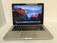 "Apple Macbook Pro - 13"" i5 2.4GHz - 4GB - 500GB - El Capitan Office 2011"