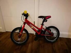"Carerra Star Kids bike 14"" wheel"