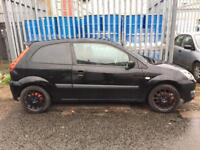 Ford Fiesta Zetec S breaking for spares