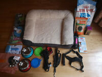 Complete New Puppy Kit - Brand New, Worth £300