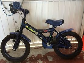 Boys Apollo Moonman Bike