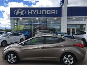 2013 Hyundai Elantra GLS MANUAL