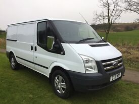 2010 TOP OF THE RANGE TRANSIT RECENTLY JUST OF SERVICE FROM COUNCIL MEDIUM WHEEL BASE 350 115 6SPEED