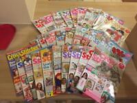 30x World of Cross Stitch Magazines