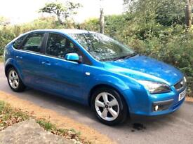 Fully Prepared...Ford Focus 1.6 Zetec with New Timing Belt,MOT & Service