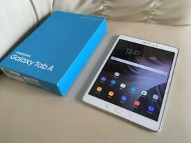 Samsung Galaxy Tab A in Excellent Condition.