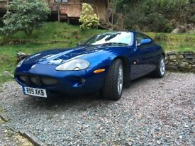 Jaguar XK8 for sale.