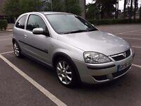 Vauxhall Corsa 1.2 SXI, One owner, Year MOT, full history