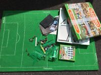 Subbuteo Board, limited edition world cup set and lots of extras