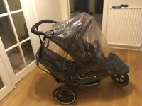 For sale: Phil and Ted's double pushchair