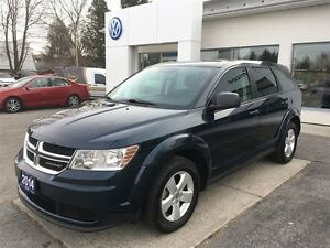 2014 Dodge Journey Canada- Value Pkg