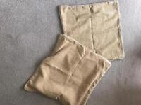 2 Next cushion covers