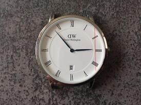 Daniel Wellington Sheffield Dapper 38mm Silver men's brand new watch