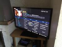 """Samsung 52"""" 3D TV (tv only)"""