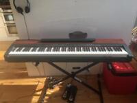 Stage professional digital piano Yamaha P-155