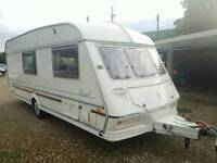 1998 4 berth ace Jubilee Herald in Fantastic condition throughout