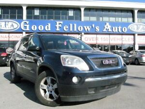 2007 GMC Acadia 7 PASSENGERS; SPECIAL LOW OFFER