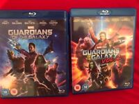 GUARDIANS OF THE GALAXY 1/2